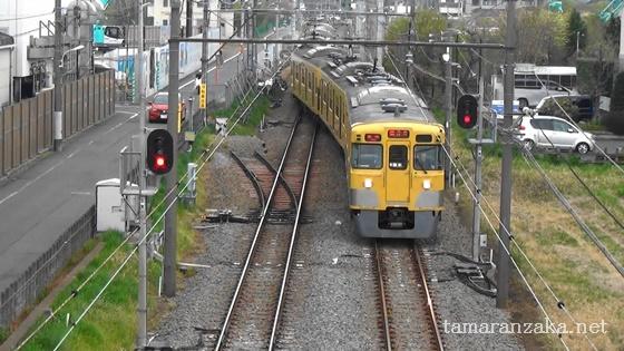 西武国分寺線恋ヶ窪駅