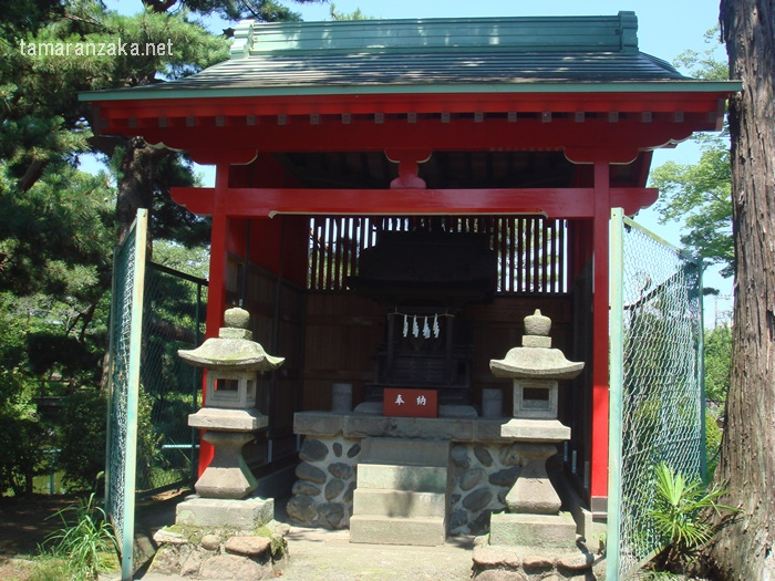 ミニ厳島神社