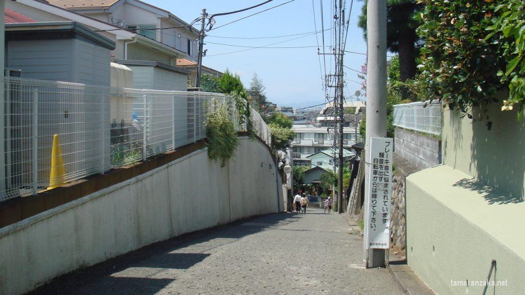 キヨシロー少年生家付近