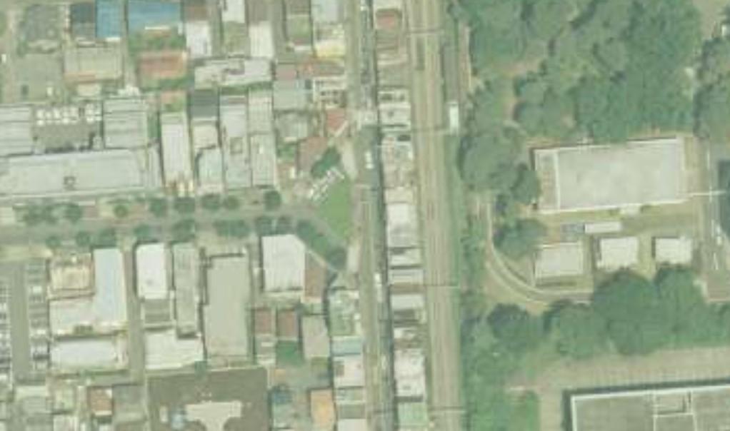 元一橋大学駅