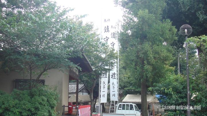 国分寺 内藤神社
