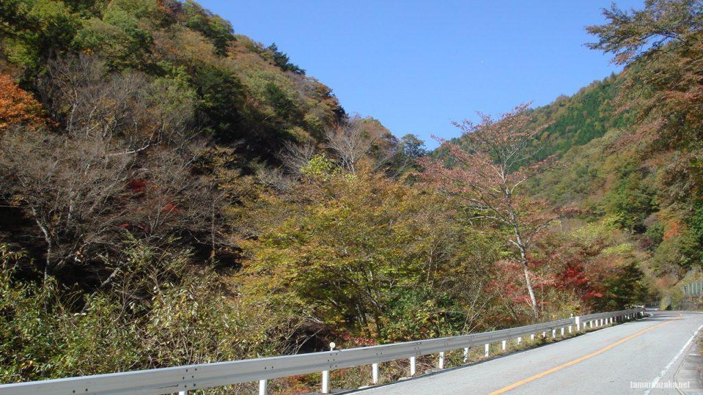 奥多摩から丹波山へ