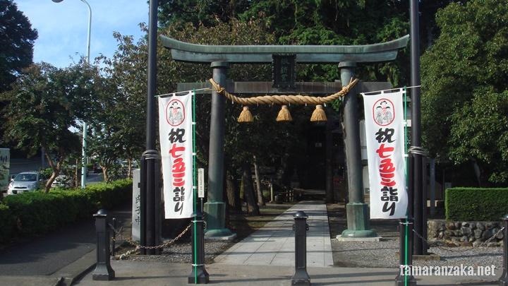昭島 諏訪神社